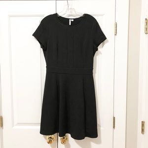 Elle Black Work Dress